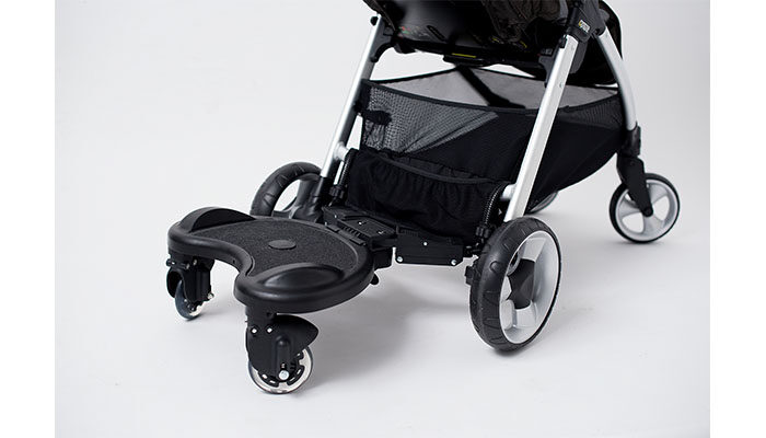 Patinete y asiento kid'scooter