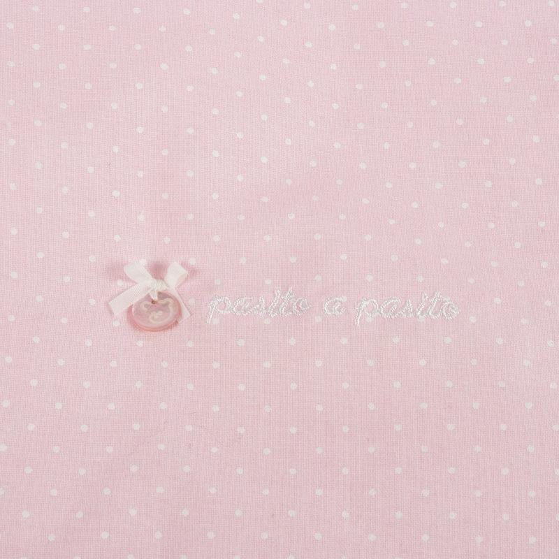 Colchoneta universal de verano Crochet para Silla de paseo, en rosa.