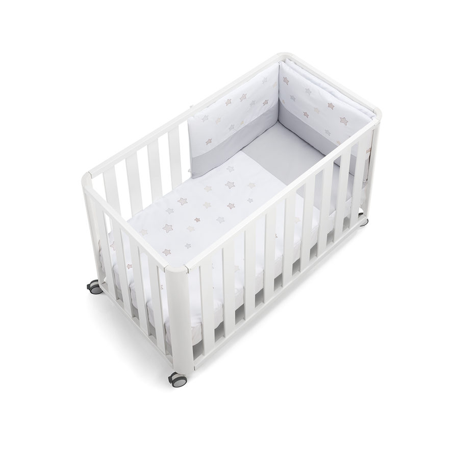 Cuna Doco Sleeping 120x60 cm Blanca