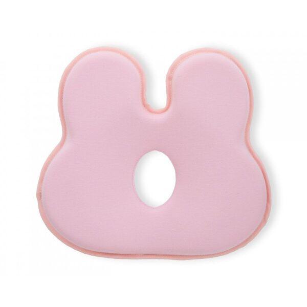 Almohada ergonómica Memory Foam BUNNY rosa
